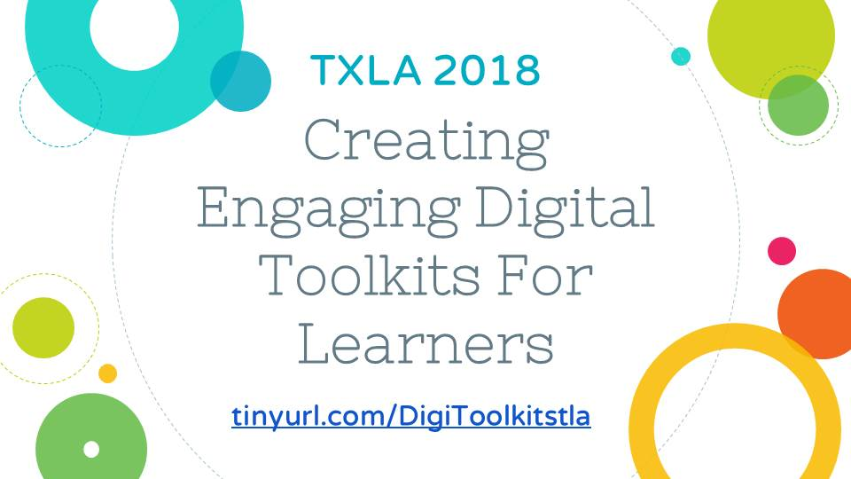 Create Engaging Digital Toolkits for Learners