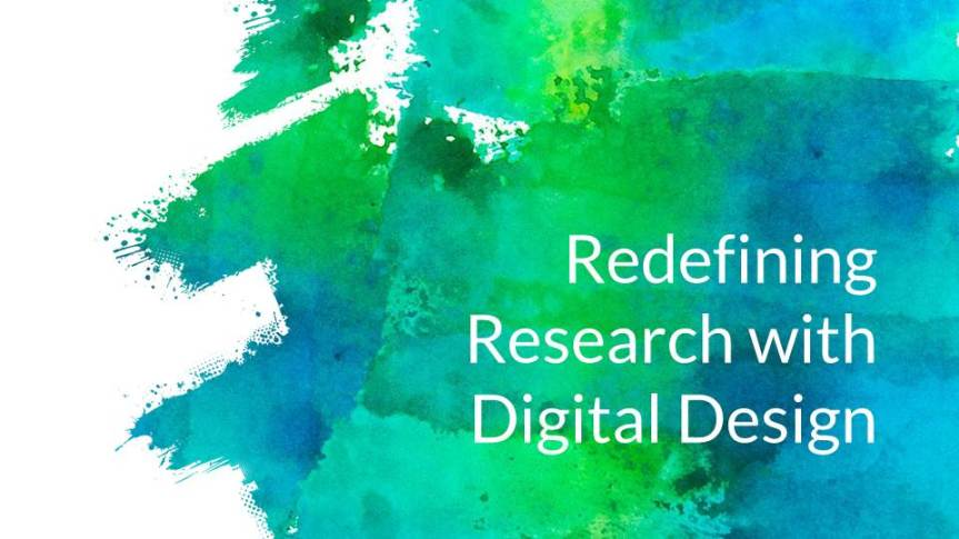 Redesigning Research